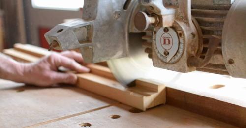 Luftbefeuchtung in der Holzindustrie